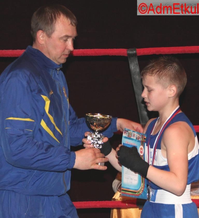 Боксёрский клуб «Молот» провёл пятый областной турнир  3590.JPG